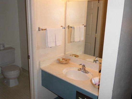 Carson City, NV: vanity area