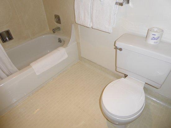 Κάρσον Σίτι, Νεβάδα: Clean bathroom