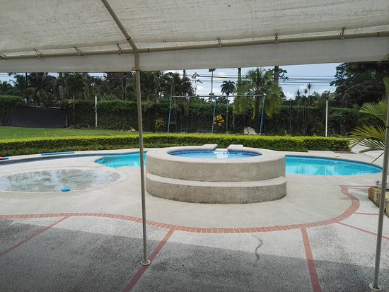 Siquirres, Costa Rica: Piscina