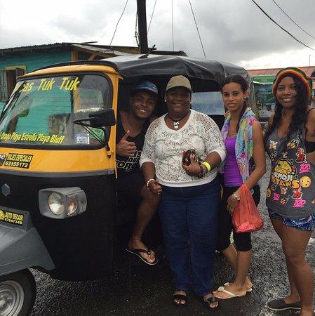 Pueblo de Bocas, Panamá: Colon Island Tours