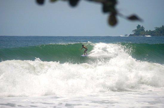 Pueblo de Bocas, Panamá: Punch Beach!! Isla Colon