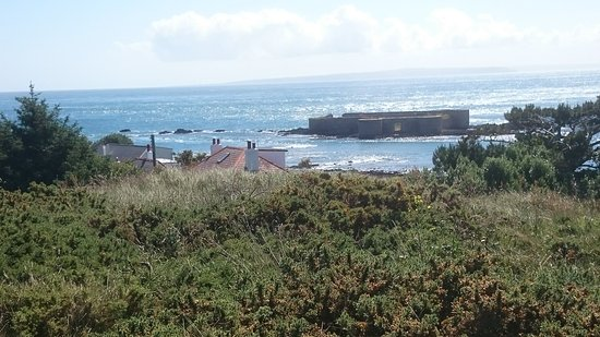 Alderney, UK: Longis Beach