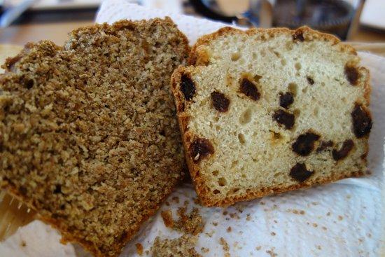 Oranmore, Irland: Fabulous homemade breads