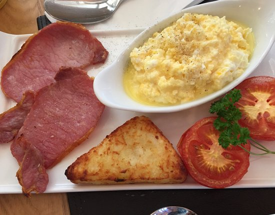 Oranmore, Irland: Delicious Full Irish breakfast