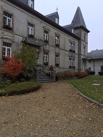 Le Chateau de Strainchamps