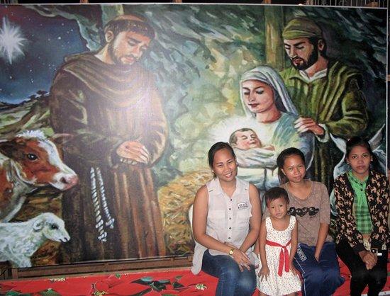 Iriga City, Filipinas: devoted