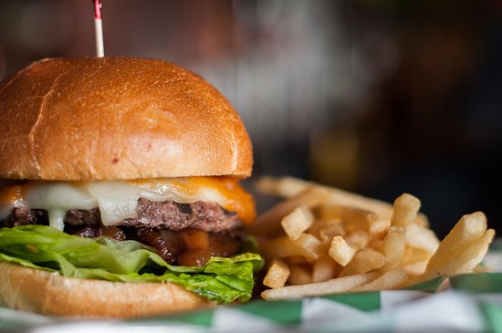 Tahoe City, Califórnia: range burger