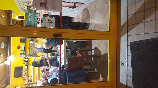 Fiano Romano, İtalya: Bar Pizza Paradiso