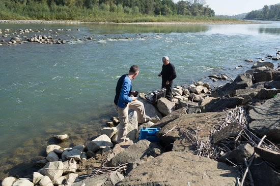 Maramures County, Romanya: Water Quality Measurements on Tisza River ( ROSCI  0251 Upper Tisza Natura 2000 protected area)