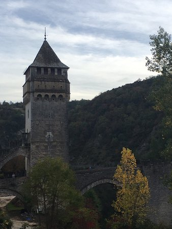 Cahors, France: Bonnes prestations
