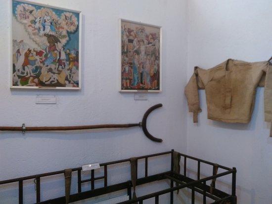 Museo Criminologico: Strumenti di tortura