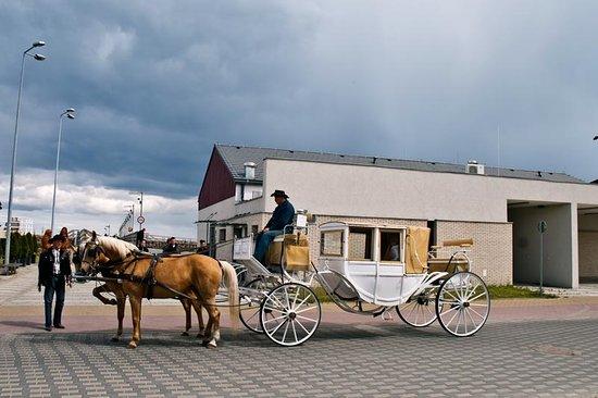 Померания, Польша: Jazda Karetą