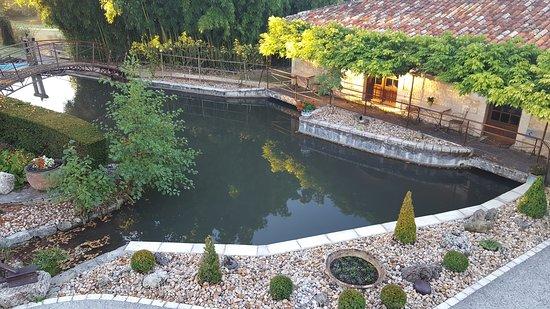 Saint-Maigrin, France: Le Moulin de Narrat