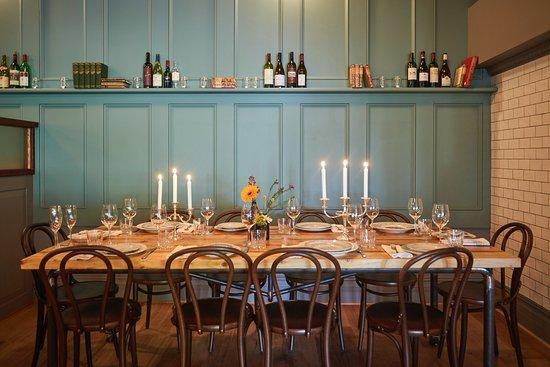 Mayfair Lane Pub Dining Room Perth