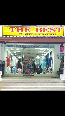 ‪The Best Tailor‬