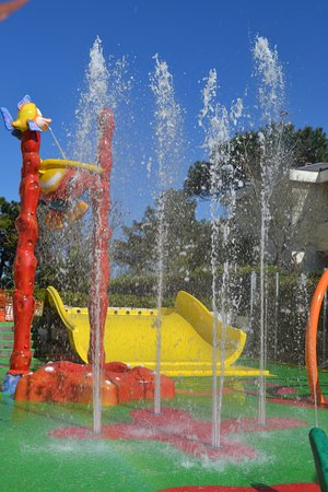 Club Family Hotel Milano Marittima : splash park