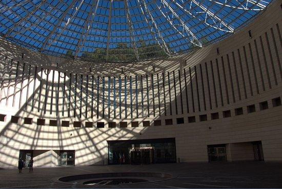 Ingresso picture of museo di arte moderna e for Museo d arte moderna e contemporanea di trento e rovereto