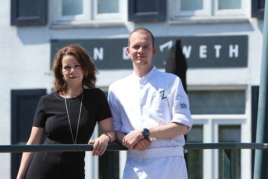 Photo of French Restaurant Aan de Zweth at Rotterdamseweg 480, Schipluiden 2636KB, Netherlands