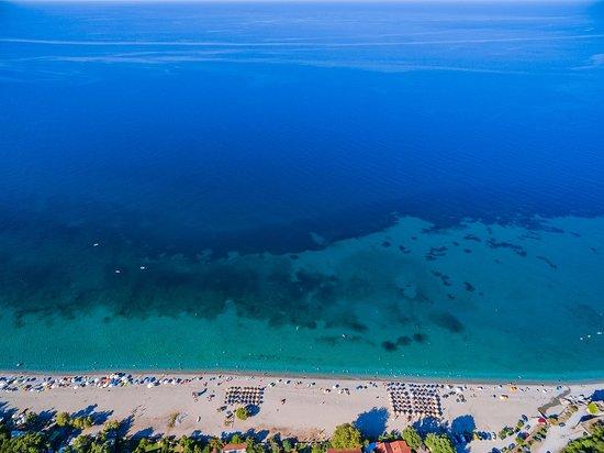 Macédoine, Grèce : Ormos Panagias Beach