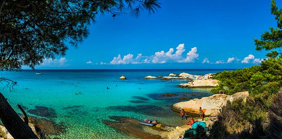 Central Macedonia, Greece: Chalkidiki
