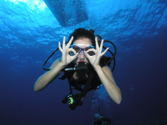 Ka'anapali, Hawaje: Diving is REALLY MORE THAN OK!!!!