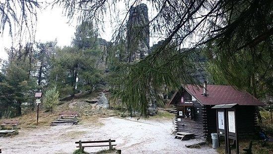 Tisa, República Checa: Kassenhaus