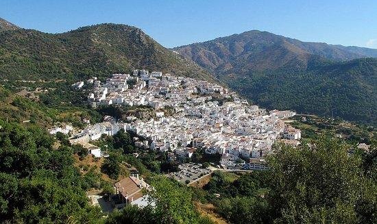 Ojen, Spanyol: Ojén