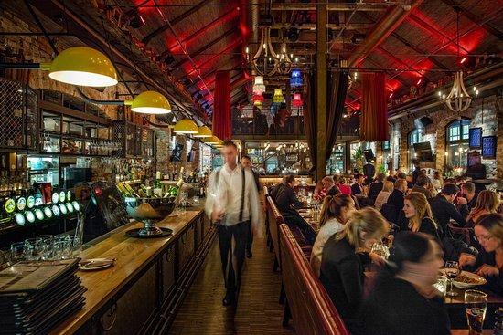 cava bar sundbyberg meny