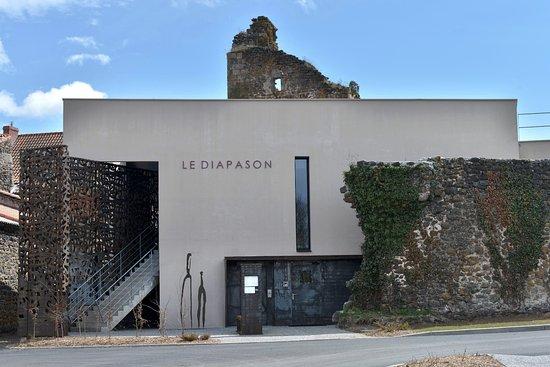 Issoire, ฝรั่งเศส: Bienvenue au Diapason