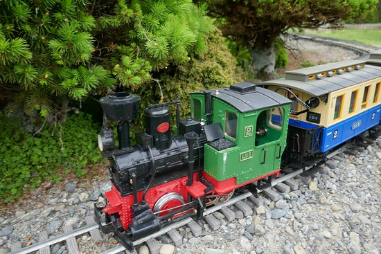 Otaki, Νέα Ζηλανδία: Loco Miniature Railway and Gardens
