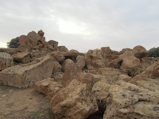 Valley of the Temples (Valle dei Templi) Photo