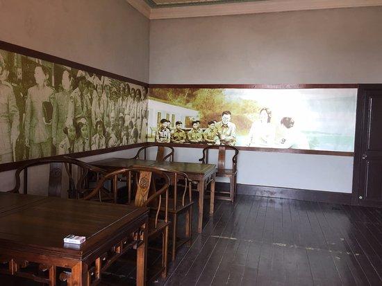Kinmen, Taiwán: 室內空間