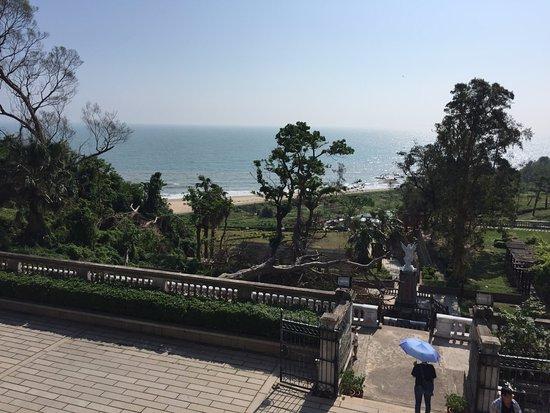 Kinmen, Taiwán: 典雅寬闊庭園