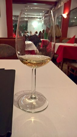 Renningen, Germany: leckerer Grappa