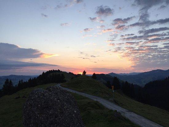 image Berggasthaus Scheidegg sur Schwende