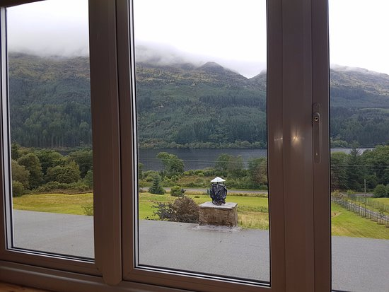 Room 6 view over loch