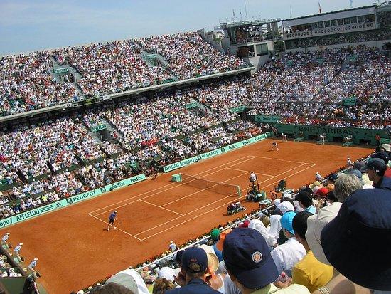 Stade Roland Garros Picture Of Stade Roland Garros Paris
