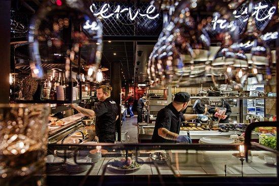 Taby, สวีเดน: Inblick kök