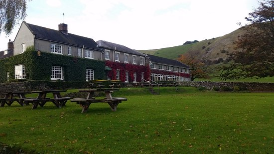 Ilam, UK: The Izaak Walton Hotel