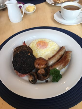 Alyth, UK: Breakfast