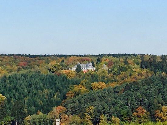 Manoir de Lebioles: Prachtig hotel, super eten, mooie kamers, super mooie omgeving