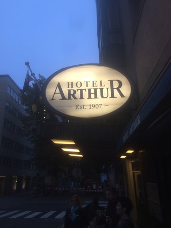 Arthur Hotel Image