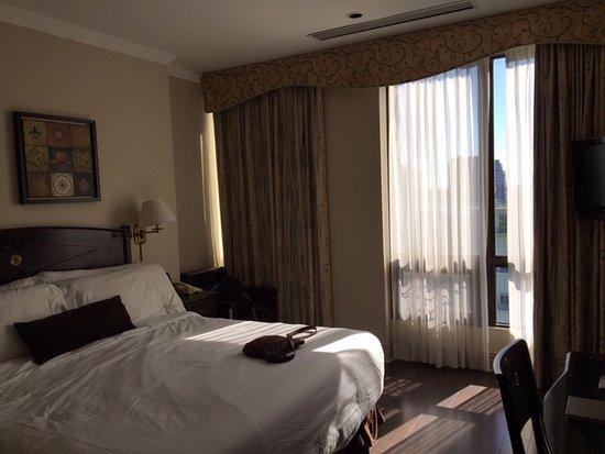 Grand Hotel Toronto: camera