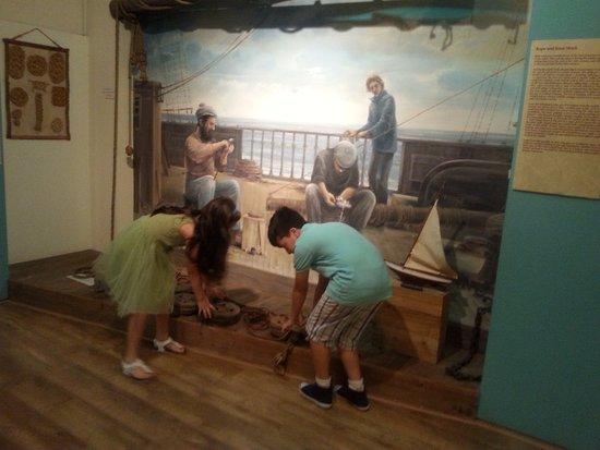 National Maritime Museum: פעילות במוזיאון