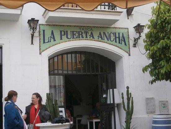 Ayamonte, สเปน: La puerta