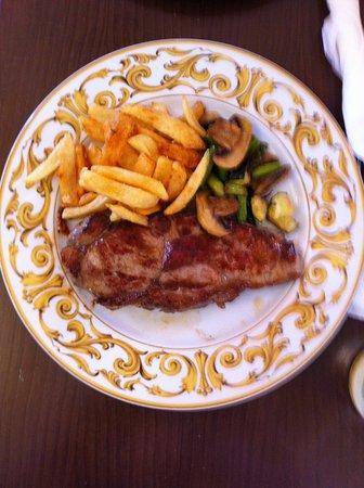 Restaurante El Escribano: Muy rico