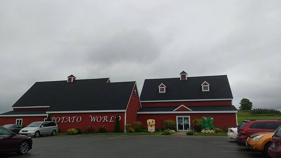 Florenceville-Bristol, Kanada: Potato World