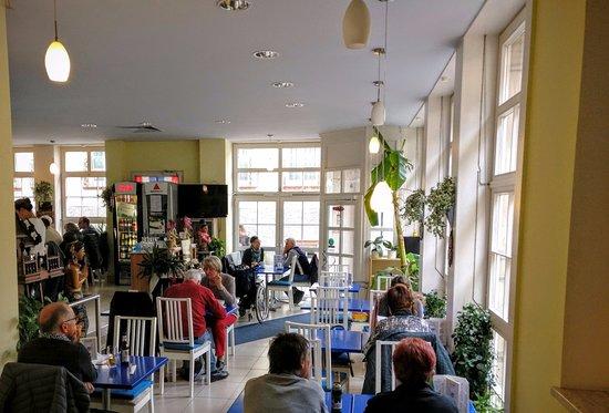 Weinheim, Almanya: Gut besucht
