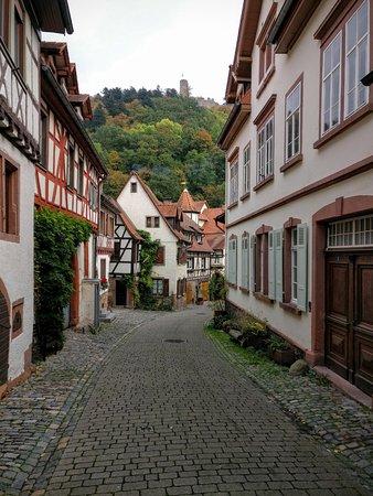 Weinheim, Almanya: Liegt nett in der Altstadt