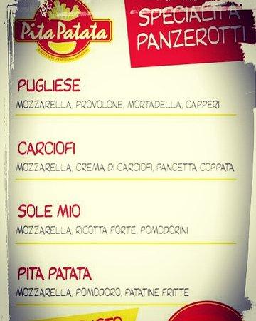 Francavilla Fontana, Italia: Nelle nostre friggitorie si utilizzano solo ed esclusivamente prodotti freschi e non surgelati.